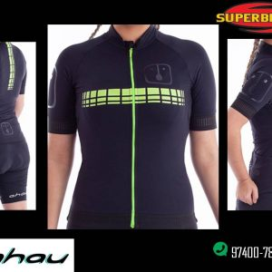 Camisa Ahau Racing Neon